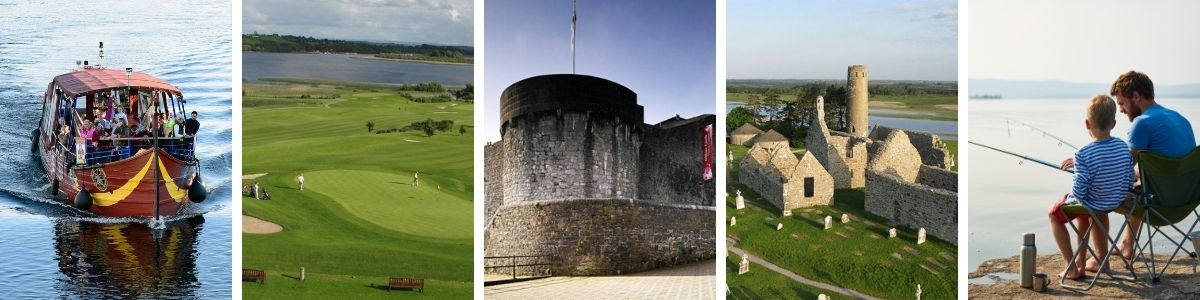 Local Attractions - Athlone
